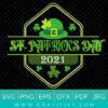 Saint Patrick's Day SVG