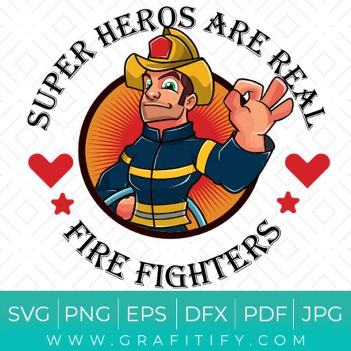 FireFighter SVG