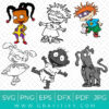 Rugrats Awesome SVG