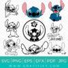 Disney Stitch SVG