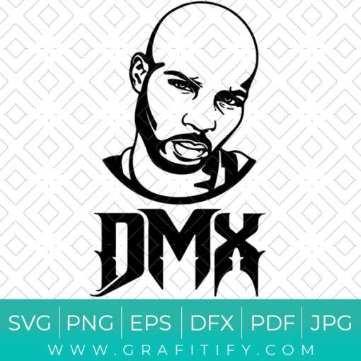 DMX FACE SVG