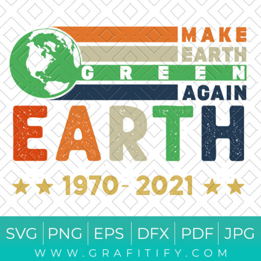 Earth Day SVG