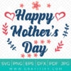 Best Mom Ever (Happy Mother's day) SVG