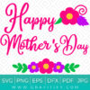 Happy Mother's day SVG