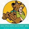 Scooby Doo Cartoon Shaggy and Scooby doo SVG