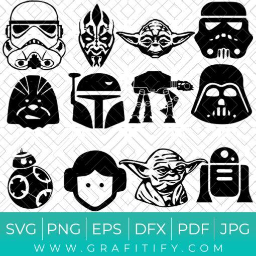 STAR WARS SVG