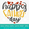 Happy Father's Day Svg
