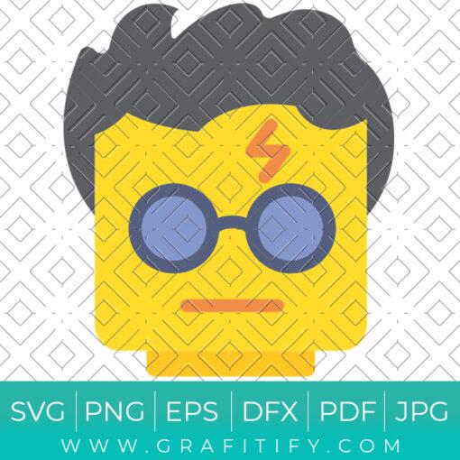 Harry Potter Lego Svg
