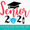 Senior 2021 Svg