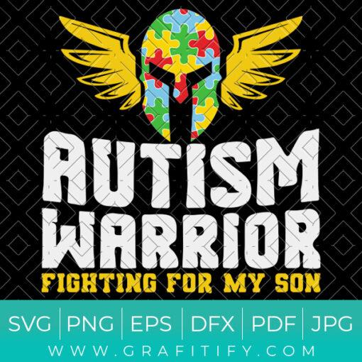 Autism Awareness Svg