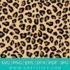 Cheetah Print Svg