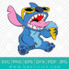 Lilo Stitch Summer Svg