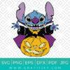 Dracula Stitch Halloween SVG