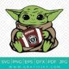 Baby Yoda Las Vegas Raiders Svg