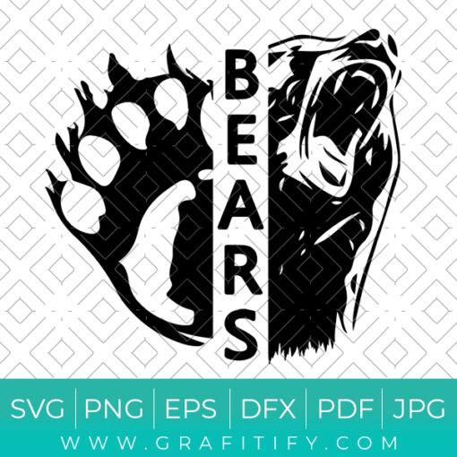 Chicago Bears SVG