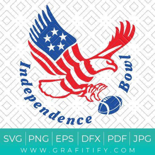 Independence Bowl Svg