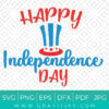 Independence Day Svg