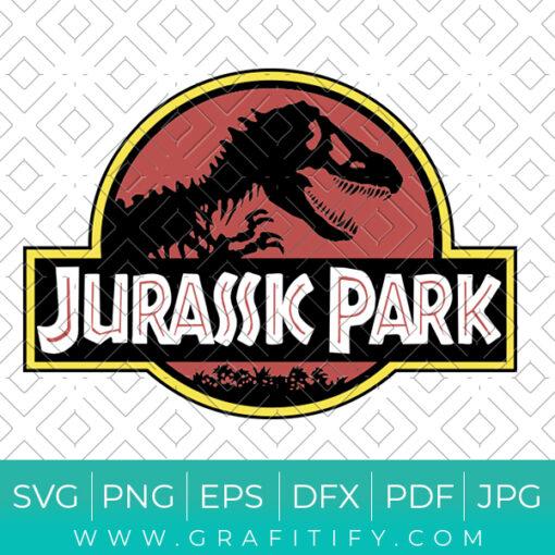 Jurassic Park Svg