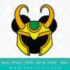 Loki Mickey Ears Svg
