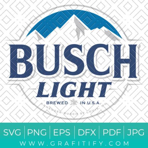 Busch Light Logo Svg