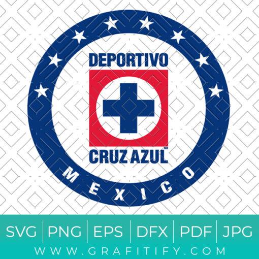 Cruz Azul Fútbol Club SVG