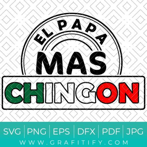 El Papa Mas Chingon Svg