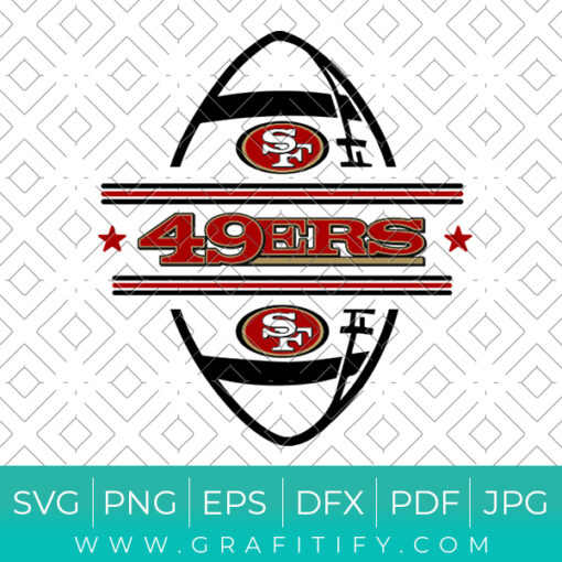 San Francisco 49ers Svg