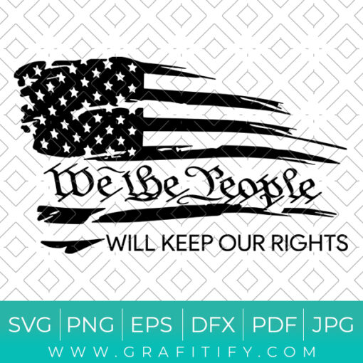 We The People Svg