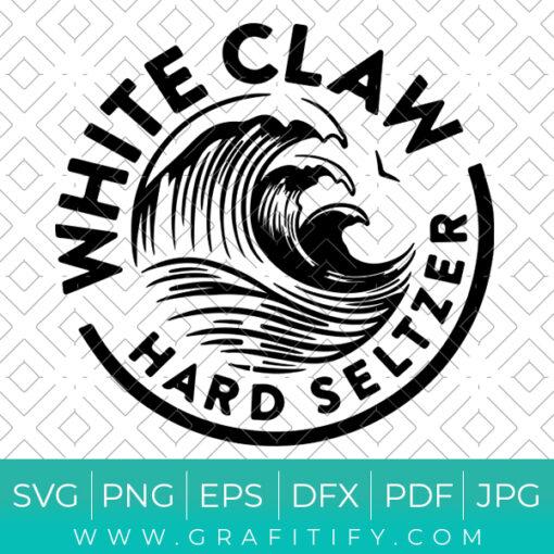 White Claw SVG