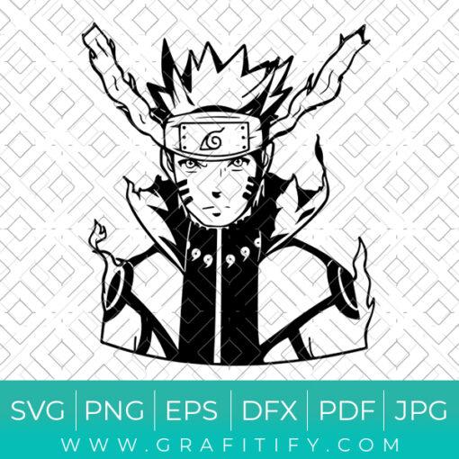 Naruto Shippuden Svg