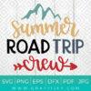 Summer Road Trip Crew Svg