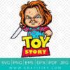 Chucky Toy Story Svg