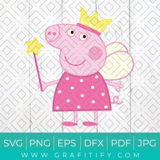Peppa Pig Svg