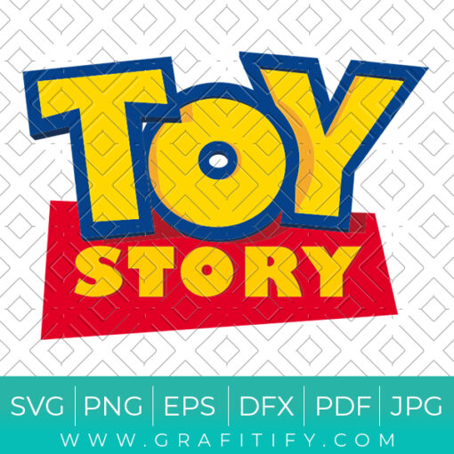 Toy Story Logo Svg