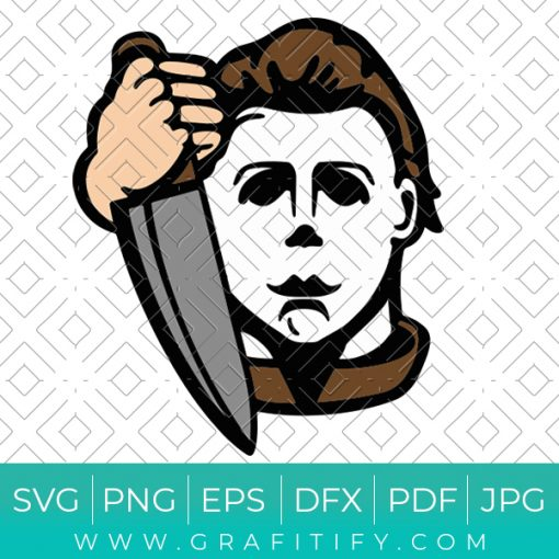 Halloween killer Svg