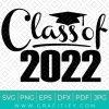 Senior 2022 Svg