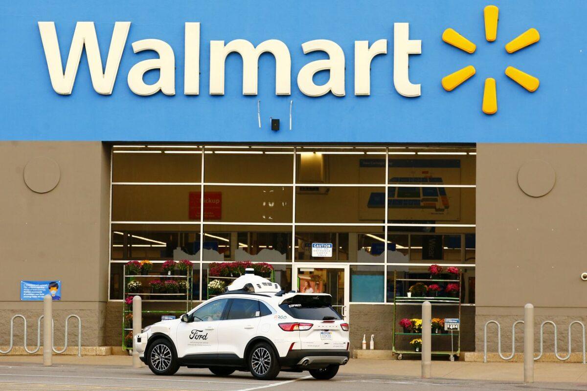 Argo Walmart exterior 1.0