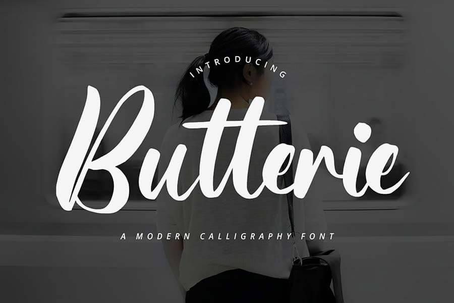 Best Seller — Calligraphy Font