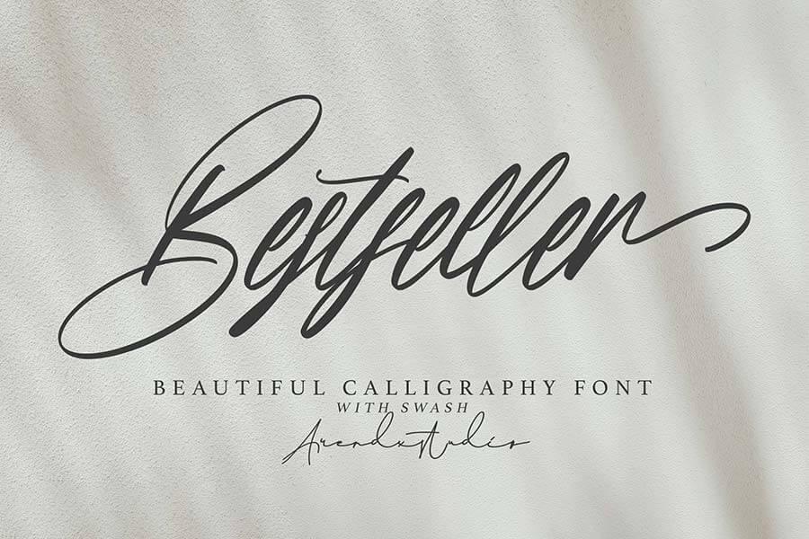 Bestseller — Beautiful Calligraphy