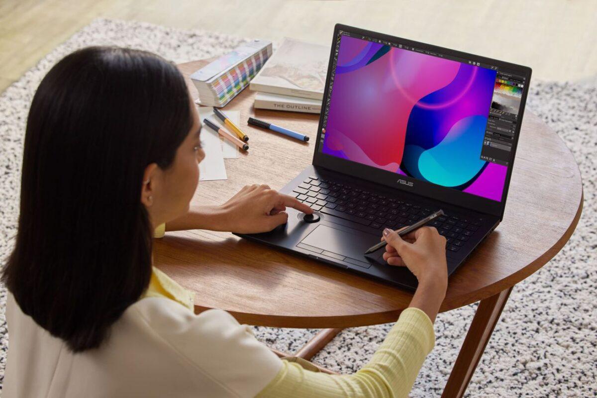 ProArt Studiobook 16 Pro 16 OLED H5600 W5600 Unbeatable combination of CPU GPU power.0 1