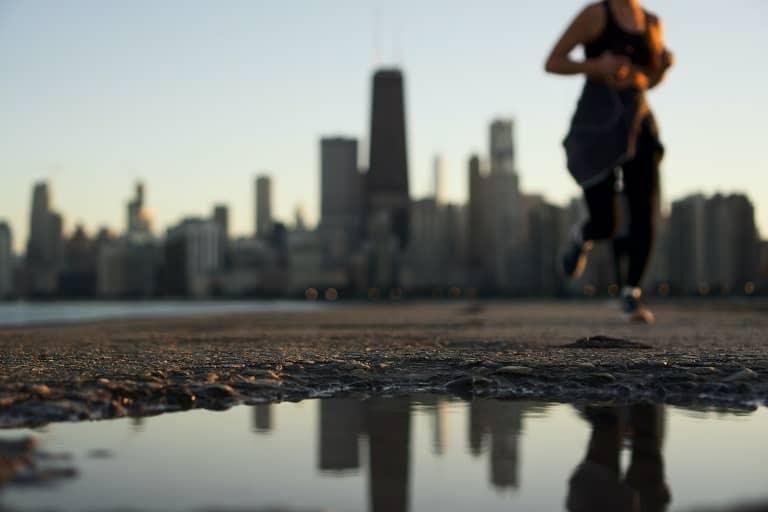 free stock photos woman jogging 1